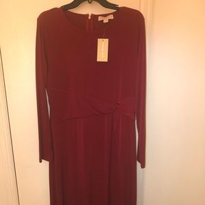 Red Michael Kors Dress Size XL